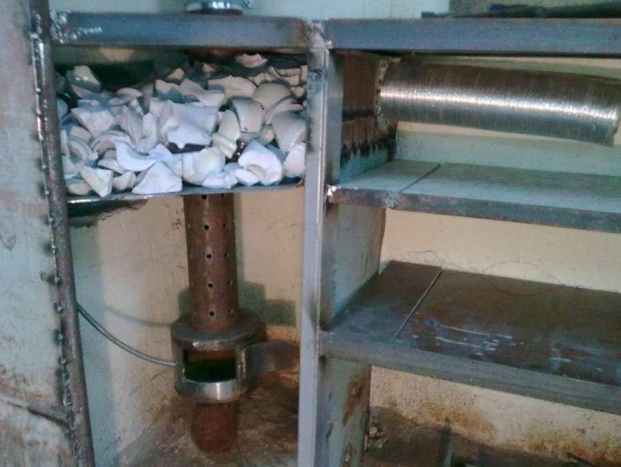 Как сделать капельную печь