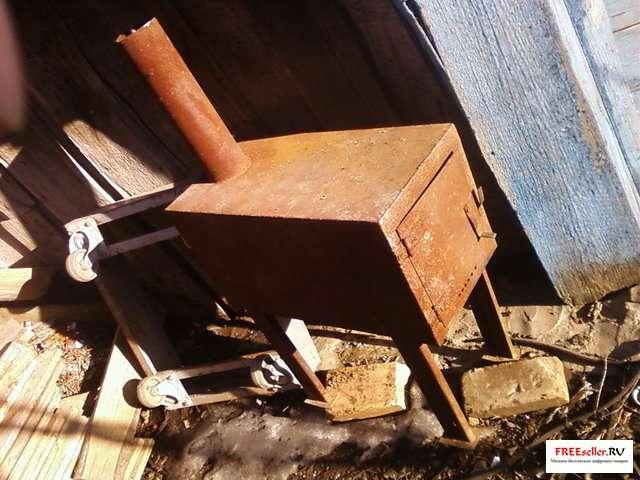 Сделать печь на дровах